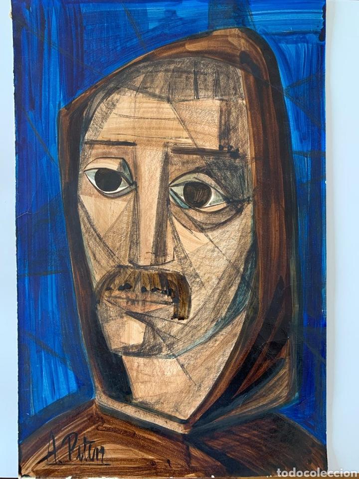 RETRATO SIGLO XX (Arte - Pintura - Pintura al Óleo Contemporánea )