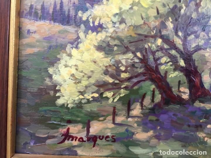 Arte: ÓLEO SOBRE TABLA , FIRMADO A IDENTIFICAR , PAISAJE - Foto 3 - 167943520