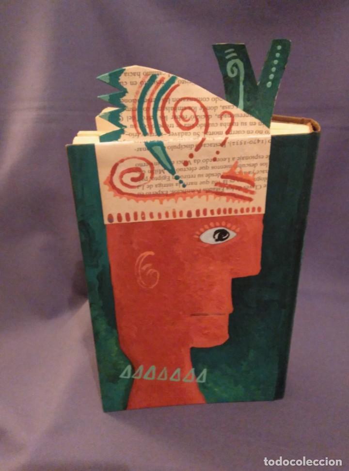 SERES LITERARIOS NÚM 3. ALBERTO R. FREIRE (Arte - Pintura Directa del Autor)