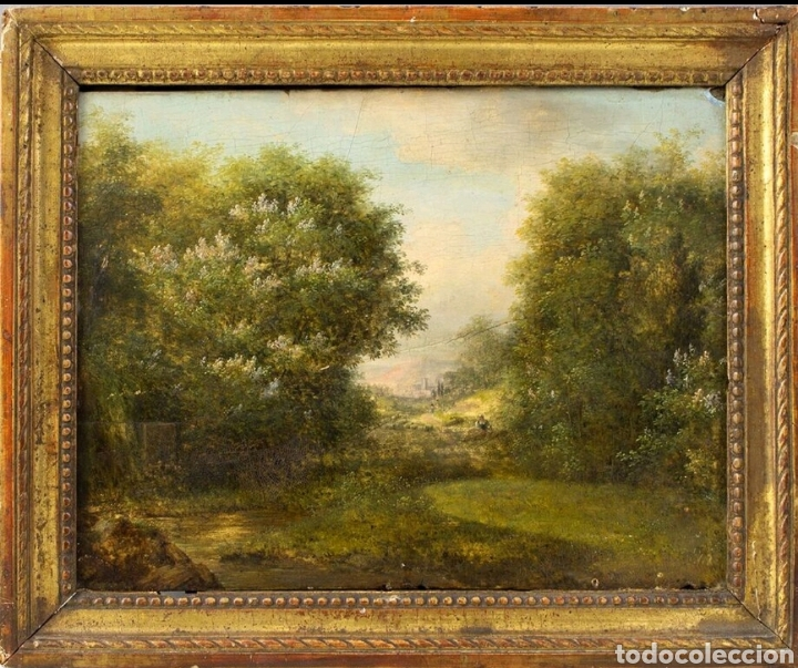 Arte: ESCUELA FRANCESA, S.XIX - Foto 2 - 168001650