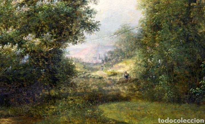 Arte: ESCUELA FRANCESA, S.XIX - Foto 3 - 168001650