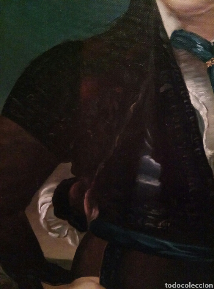 Arte: Impresionante obra de Jimenez Rico, óleo sobre lienzo - Foto 6 - 168001892
