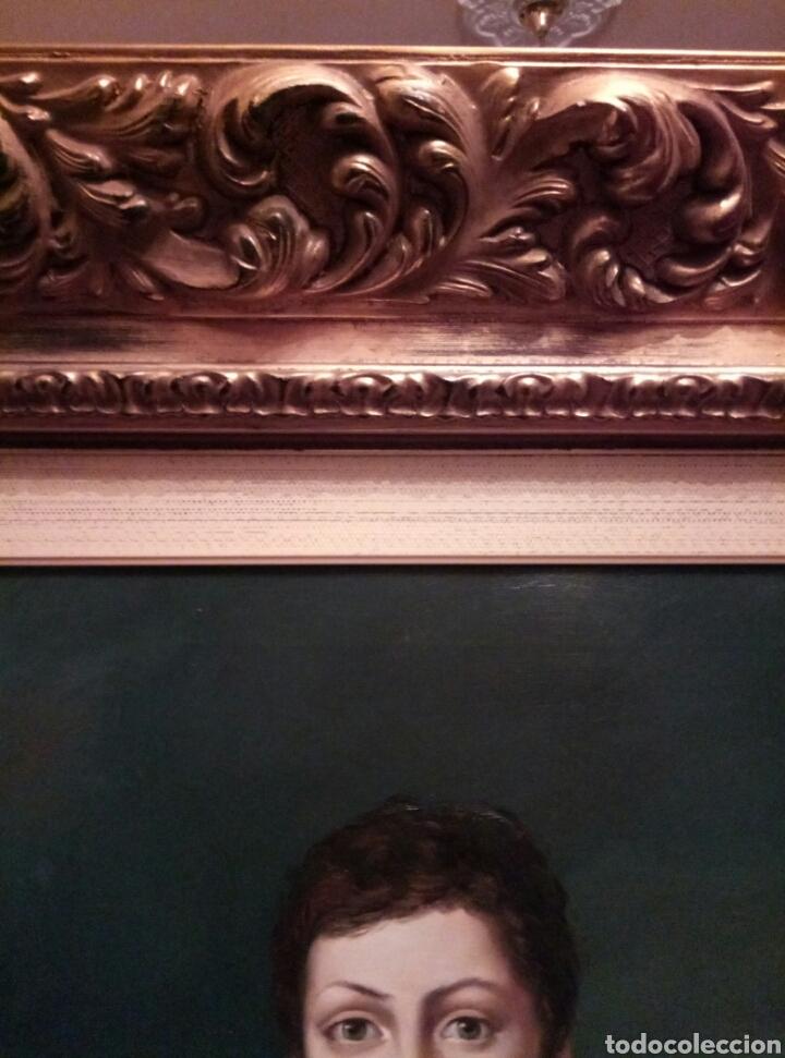 Arte: Impresionante obra de Jimenez Rico, óleo sobre lienzo - Foto 8 - 168001892