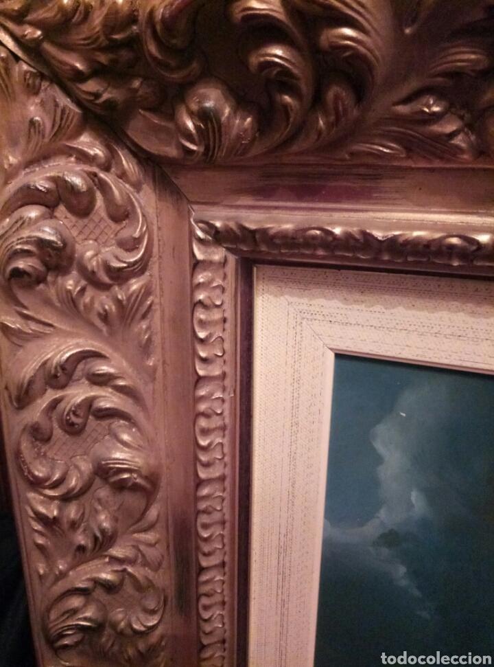 Arte: Impresionante obra de Jimenez Rico, óleo sobre lienzo - Foto 9 - 168001892