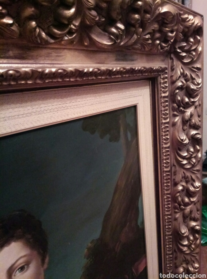 Arte: Impresionante obra de Jimenez Rico, óleo sobre lienzo - Foto 12 - 168001892