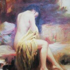 Arte: MUJER.P.RIERA. Lote 168168976