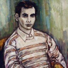 Arte - Retrato de Abel Estevez - 168175580