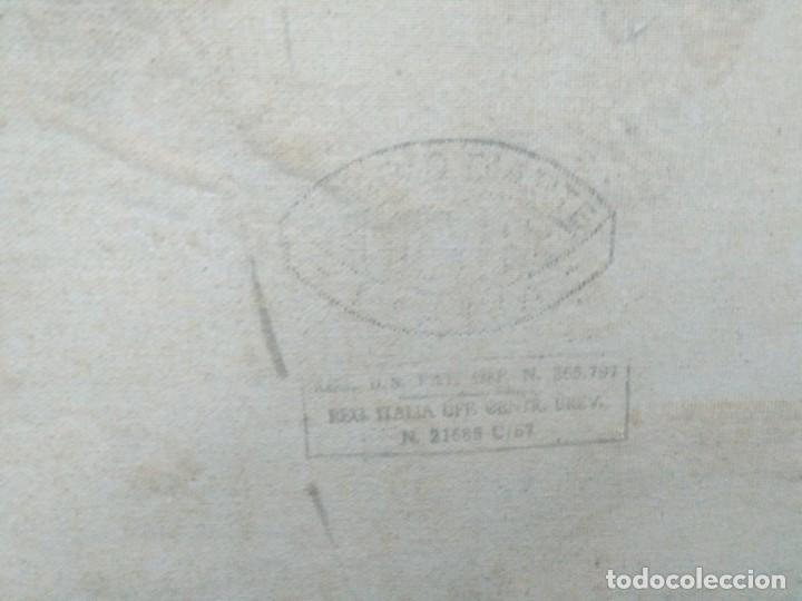 Arte: Óleo sobre lienzo Siglo XIX (60*1,20)Venecia, Anónimo - Foto 10 - 168199348