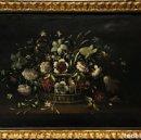 Arte: FLORERO ESPAÑOL S. XVIII. Lote 168203172