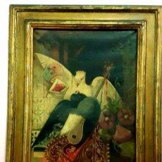 Arte: ÓLEO SOBRE LIENZO DE RAMÓN MARTÍ ALSINA ( 1826-94). Lote 111624312