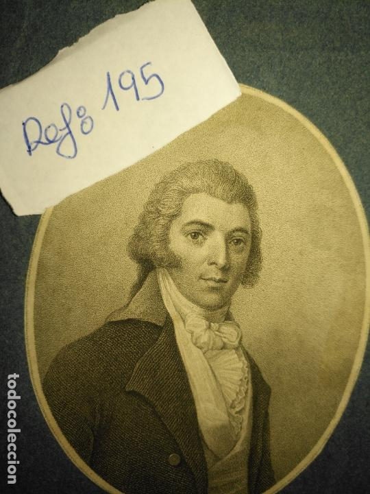 Arte: grabado original - the right lord - donoughmore , gerit crucem - primera decada de 1800 - Foto 2 - 168759112