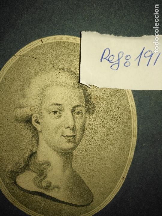 Arte: grabado original - emperador de rusia paul i . his imperial majesty emperor of rufsial. circa 1820 - Foto 2 - 168800840