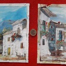 Arte: PINTURA OLEO FIRMADO. Lote 168861108