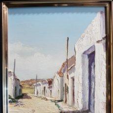 Arte: LA MANCHA POR BERNABÉ RAMOS RAMIREZ DE ARELLANO. Lote 168971309