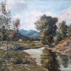 Arte: ÀNGEL PLANELLS I CRUAÑAS (1901-1989) ÓLEO. Lote 169322368