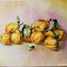 Arte: PINTURA AL OLEO FIRMADA ANA. Lote 100446079