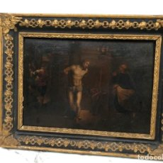 Arte: EXTRAORDINARIA TABLA ESC.CASTELLANA S. XVII. Lote 169608116