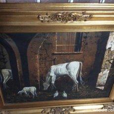 Arte: ARTE ITALIANO. E. BOLDINI. PINTURA ÓLEO SOBRE LIENZO. Lote 169728328