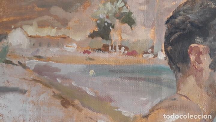 Leo en lienzo del pintor valenciano franciso j comprar - Pintor valenciano ...