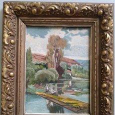 Arte: MANUEL GARCIA Y RODRIGUEZ (SEVILLA 1863-1925). Lote 169907648
