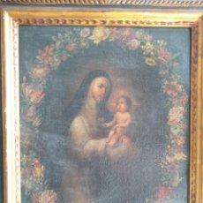 Arte: ANÓNIMO S. XVII. SANTA CATALINA DE SIENA. Lote 169979724