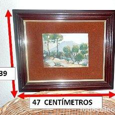 Arte: LA MONTAÑA, DE JOSE RIVAS LARA. 1959. MADRID. . Lote 170010996