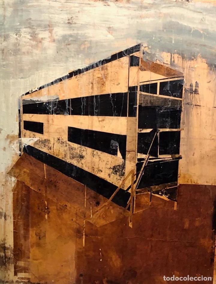 REGINA GIMENEZ - TÉCNICA MIXTA SOBRE TELA - (Arte - Pintura - Pintura al Óleo Contemporánea )
