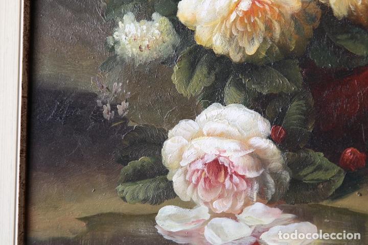 Arte: Pintura al oleo firmada ALEJO OLMEDO - Foto 4 - 170076208