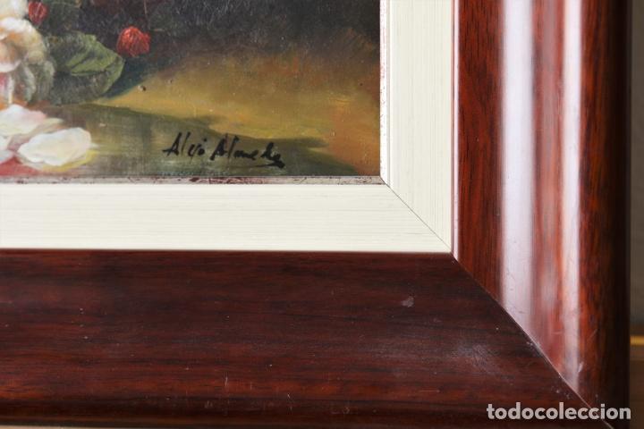 Arte: Pintura al oleo firmada ALEJO OLMEDO - Foto 5 - 170076208