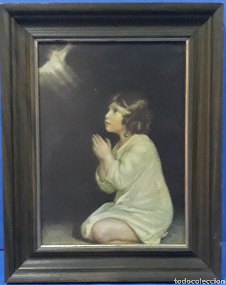 OLEO SOBRE LIENZO ENMARCADO (Arte - Pintura - Pintura al Óleo Contemporánea )