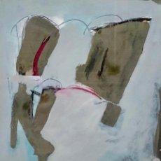Arte: LLUÍS PERA - MIXTA SOBRE PAPEL-. Lote 170199528
