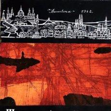Arte: JOAN VILACASAS - TÉCNICA MIXTA Y COLLAGE -. Lote 170245720