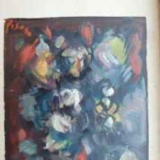 Arte: EDUARDO PISANO. (1912-1986) ESCUELA DE PARIS. Lote 170334444