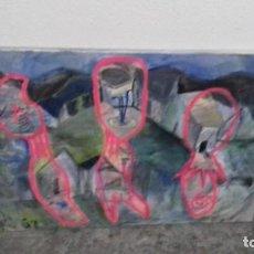 Arte: RAQUEL MIZPAH (MICROCHIPADOS SIN ALMA ). Lote 170451096