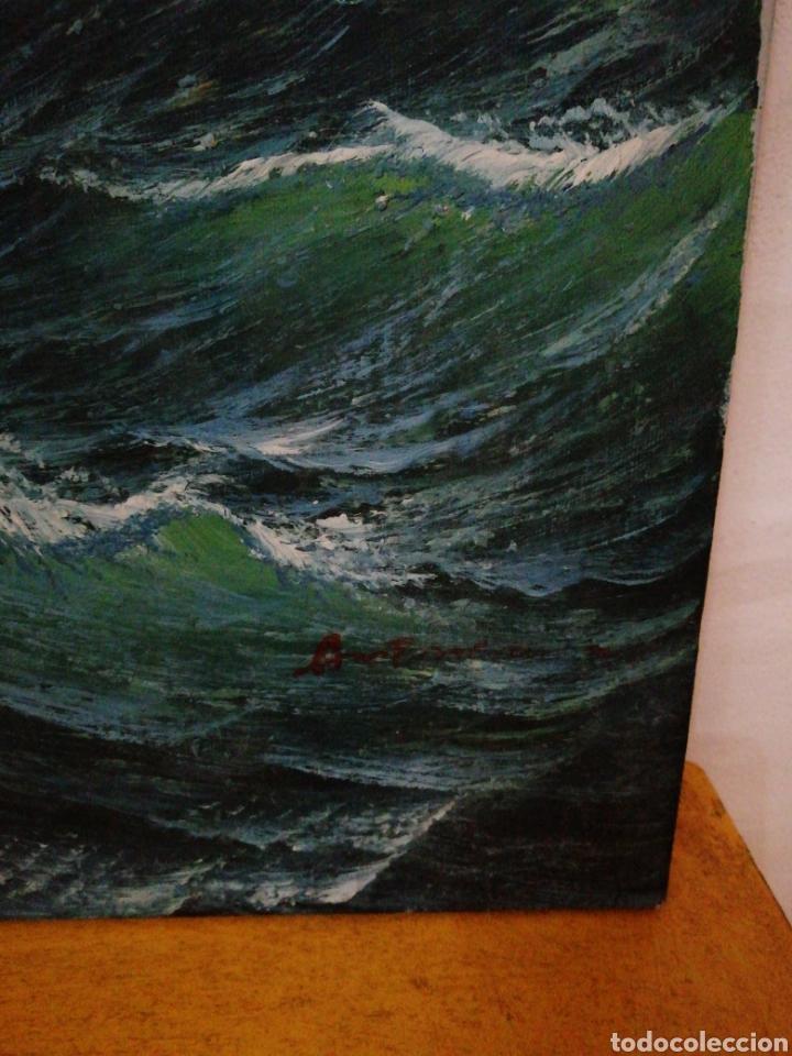 Arte: Cuadro pintado óleo - Foto 3 - 170574037