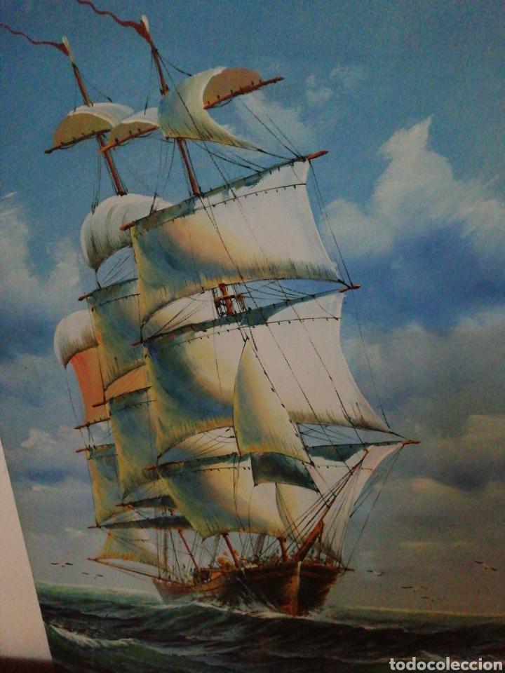 Arte: Cuadro pintado óleo - Foto 4 - 170574037