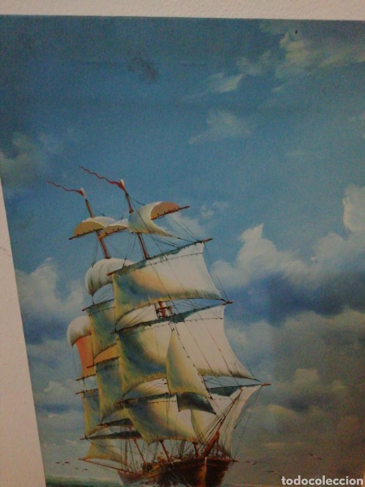 Arte: Cuadro pintado óleo - Foto 5 - 170574037