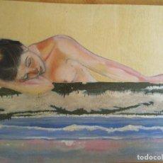 Arte: CUADRO MAR. Lote 170915665