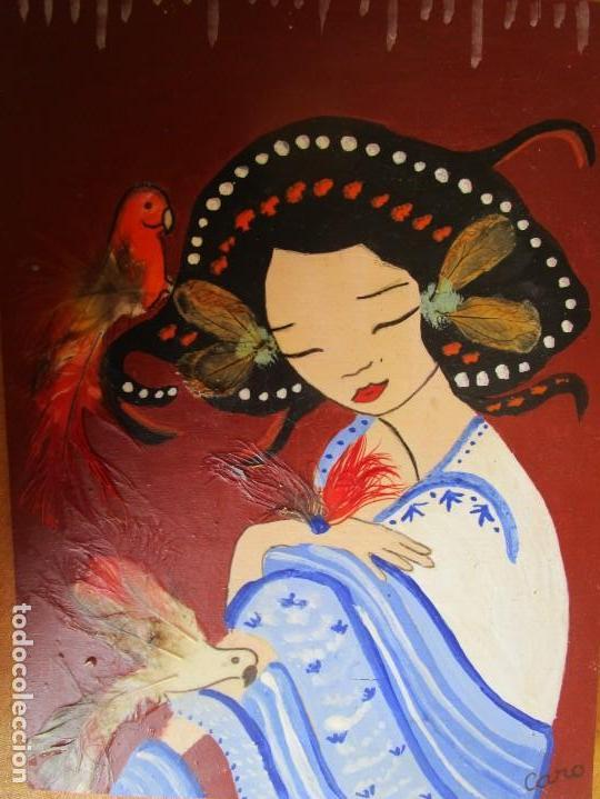 CUADRO (Arte - Pintura - Pintura al Óleo Contemporánea )