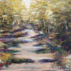 Arte: CAMINO MONTAÑA. Lote 171295965
