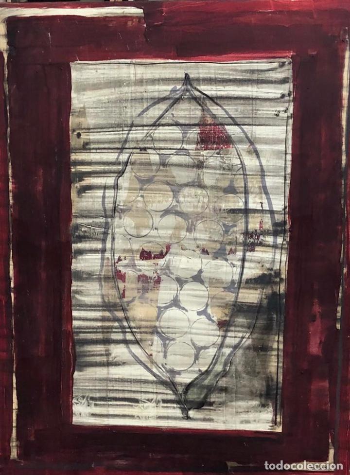 PERE RIBOT - TÉCNICA MIXTA SOBRE TELA - (Arte - Pintura - Pintura al Óleo Contemporánea )