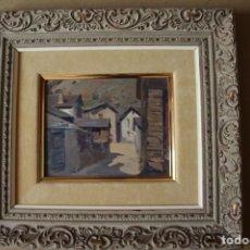 Arte: ISIDRE ODENA DAURA - VALL FERRERA (RECÓ D'AREO). Lote 171355935