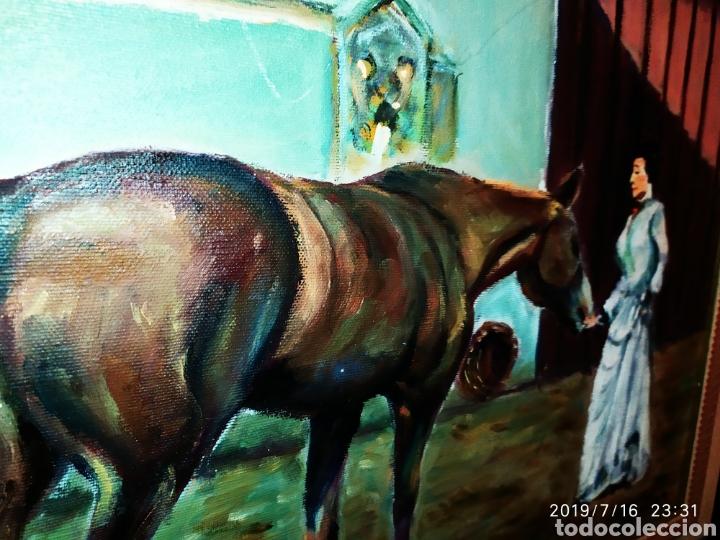 Arte: CUADRO JOSEP GUILLEN CATALA OLEO SOBRE LIENZO SOBRE TABLA VINTAGE ANTIGUO - Foto 5 - 171464899