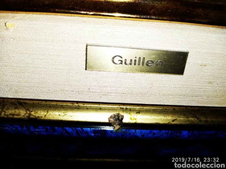 Arte: CUADRO JOSEP GUILLEN CATALA OLEO SOBRE LIENZO SOBRE TABLA VINTAGE ANTIGUO - Foto 4 - 171464970