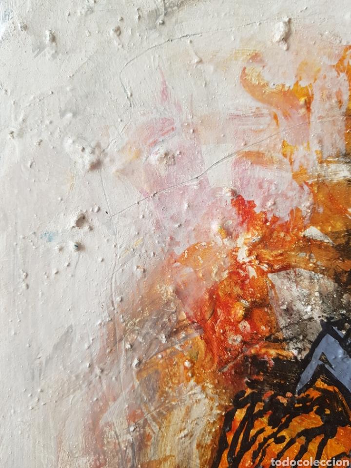 Arte: Ignasi Deulofeu (Ignot) - 2 oleos/tela.Abstracto.Firmados. - Foto 6 - 148549116