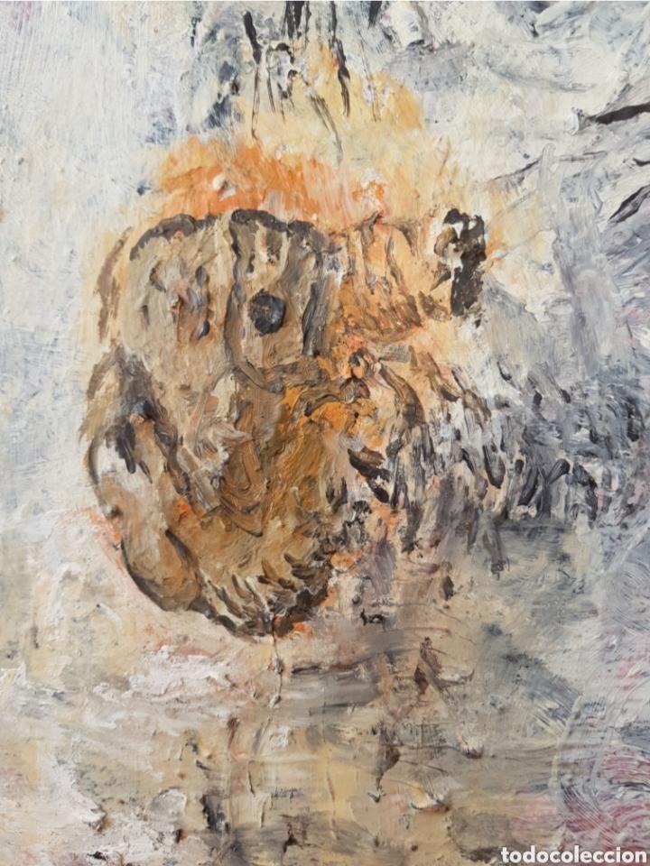 Arte: Ignasi Deulofeu (Ignot) - 2 oleos/tela.Abstracto.Firmados. - Foto 9 - 148549116