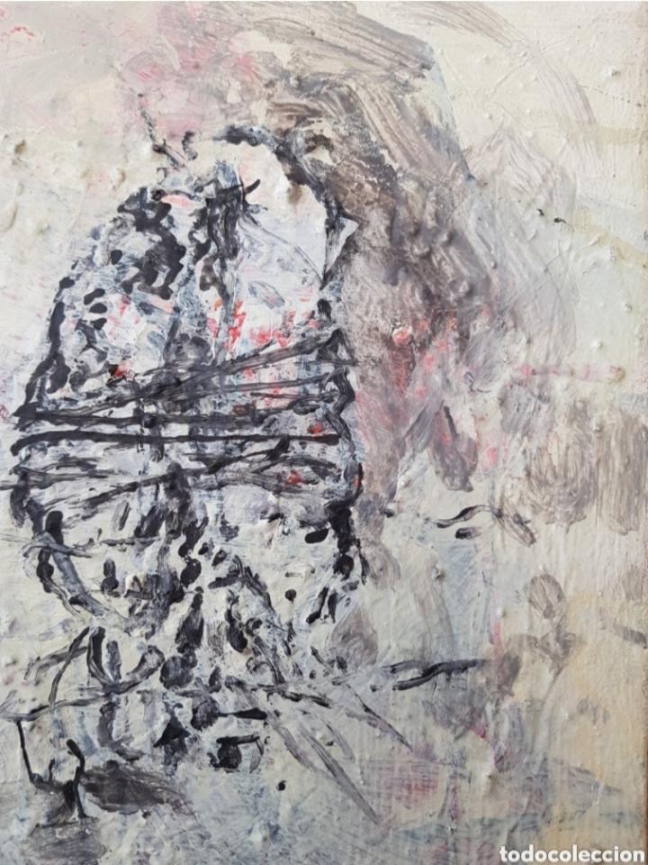 Arte: Ignasi Deulofeu (Ignot) - 2 oleos/tela.Abstracto.Firmados. - Foto 10 - 148549116