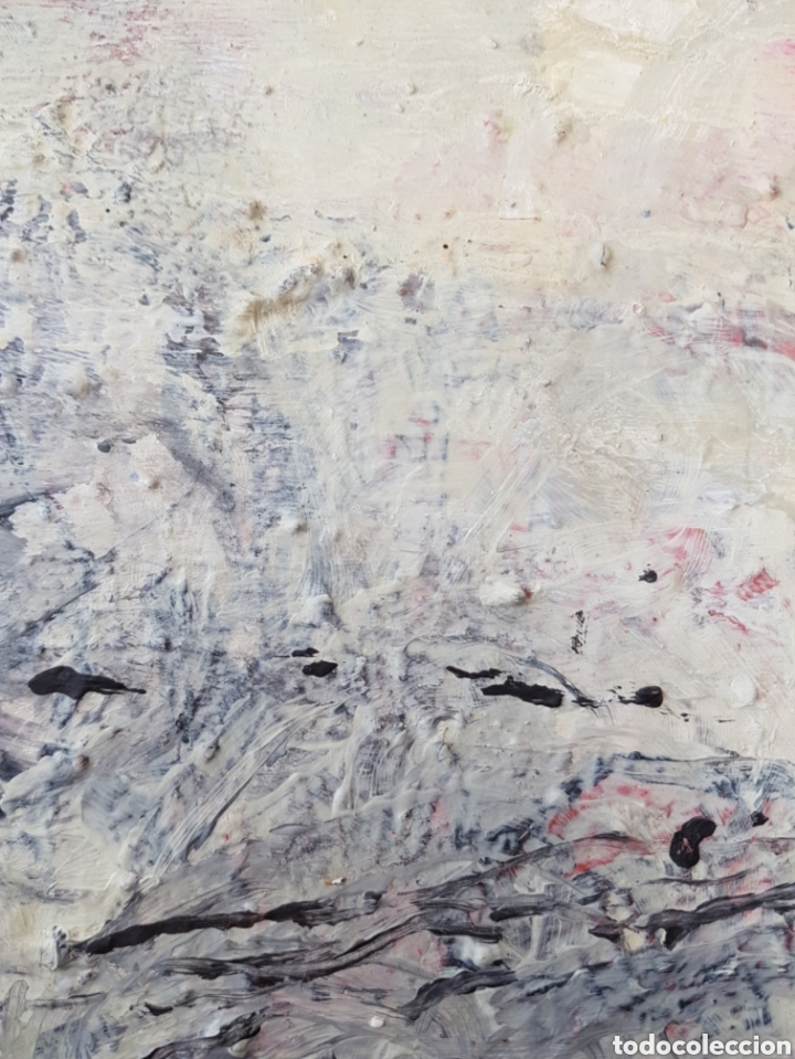 Arte: Ignasi Deulofeu (Ignot) - 2 oleos/tela.Abstracto.Firmados. - Foto 11 - 148549116
