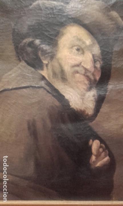 Arte: Antigua copia de Menipo / Velázquez - Foto 2 - 171628423
