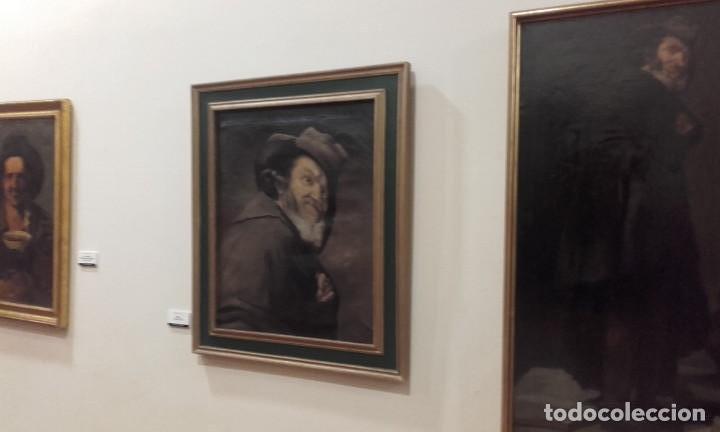 Arte: Antigua copia de Menipo / Velázquez - Foto 3 - 171628423